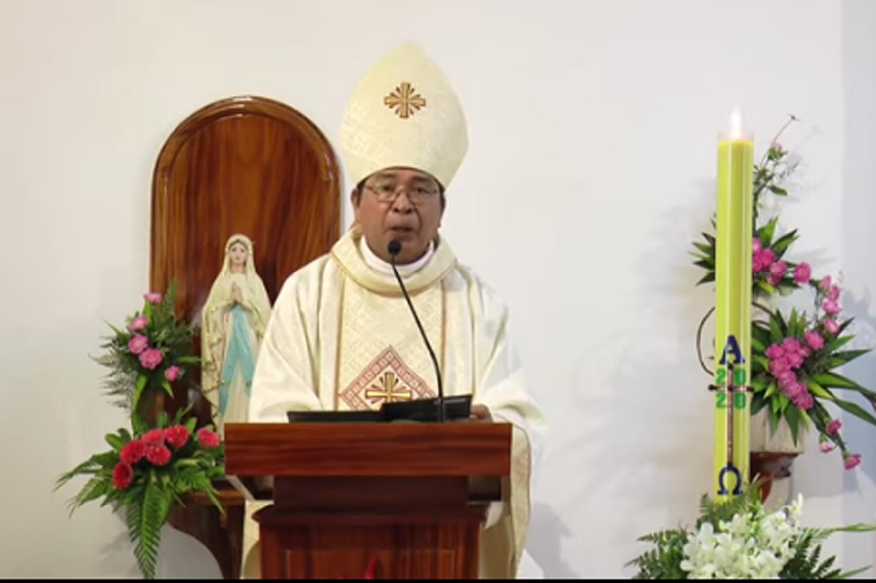 Bài giảng Thánh lễ Phục Sinh 2020